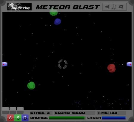 Meteor Blast