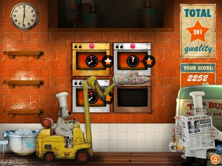 Wallace & Gromit: Top Bun