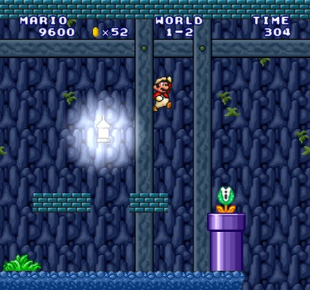 Mario forever flash