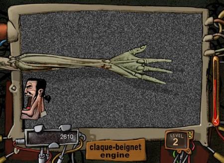 The claque-beignet