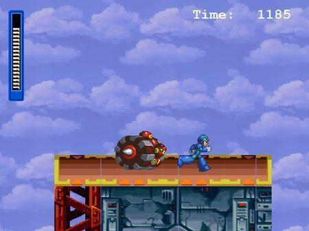 Megaman: project X