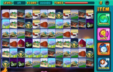 2010 Expo Pavilion Puzzle