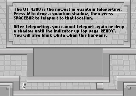 My First Quantum Translocator