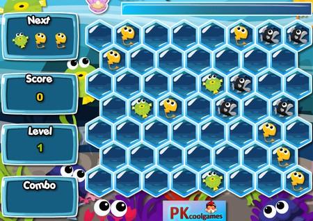 Aqua Fish Puzzle
