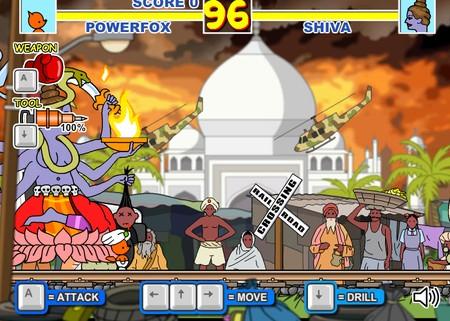 Power Fox 4