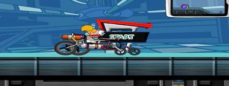 Dexters Laboratory Race