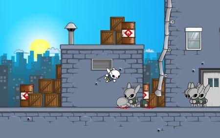 Кролик убийца 5