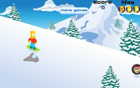 Bart Snowboard