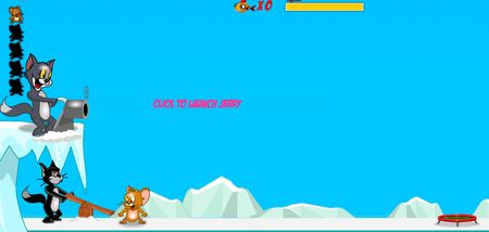 Tom & Jerry Iceball